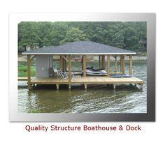 Nice Simple Boathouse Design On Lake Gaston My Style Pinterest