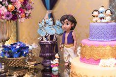 Aniversário de Alladin e Jasmine www.valwander.com... #alladin #jasmine #aniversário #festa #infantil #crianças #decoraçãofesta #festainfantil