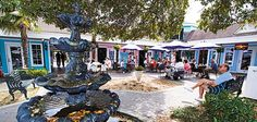 Fairhope French Quarter.  Home of Panini Pete's Cafe.