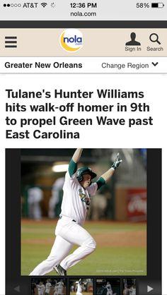 982cca51bda91 Awesome  39!!! Rhonda Freeman · Tulane Baseball ...