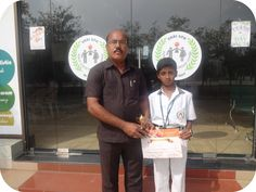 S.A.Yuvan-VI std studying in Srri SPK Public Senior Secondary School for (13 th National Level Abacus & Vedic Maths Competition 2017) who has been rewarded as 'Runnerup' held at Garodia Hr. Secondary School, Chennai on 5 th Feb 2017.
