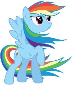rainbow dash coloring pages | Rainbow Dash - Colors of the wind by ~ Stabzor
