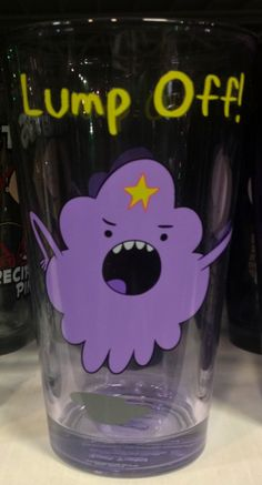 Adventure Time cups  @ Spencer's