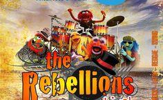 «Rebellions» Karma |30.07 Reggae, Karma, Comic Books, Rock, Comics, Live, Locks, Rock Music, Comic Book