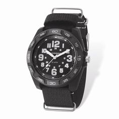 US Marine Corps Wrist Armor Lighted Dial/ Strap Watch