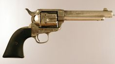 Temple Houston's Colt Artillery Model SAA Revolver