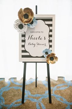24 Ideas Baby Shower Ideas Diy Kate Spade For 2019 Idee Baby Shower, Shower Bebe, Baby Girl Shower Themes, Girl Themes, Diy Shower, Gender Neutral Baby Shower, Baby Shower Parties, Baby Boy Shower, Baby Shower Decorations