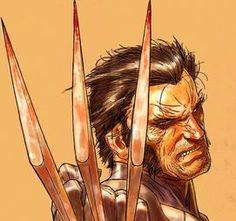 """LoGan """"Wolverine"""""""