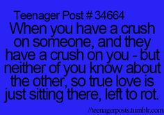 This is wht happens when u dont talk to tht person ever in ur life