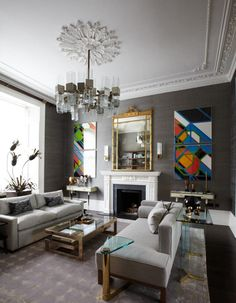 The LuxPad  41 Inspirational Ideas for your Living Room Decor, Amara, bianca