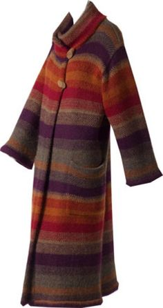 Knitted coat by Missoni, 1979 © Wien Museum
