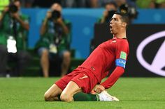Cristiano ronaldo world cup 2018 hat-trick goal: portugal star makes history with stunning free kick against spain World Cup Russia 2018, World Cup 2018, Fifa World Cup, Cristiano Ronaldo, Cr7 Ronaldo, Boyfriend Goals Relationships, Boyfriend Goals Teenagers, Funchal, Portugal Vs Spain