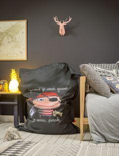 Le coin des créateurs - Bean bag Pirate - Bean bags - Garçon - Décoration