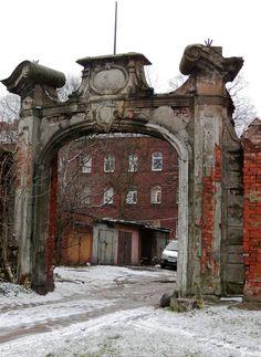 Калининград. Часть 3: призраки Кёнигсберга, Старый город: varandej