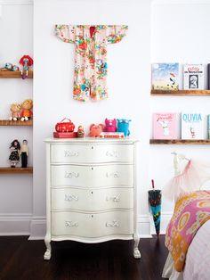 Eclectic Girl's Bedroom