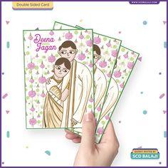19 Best Kerala Wedding Indian Invite Illustration Images Indian