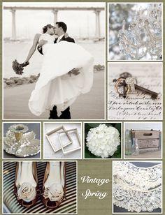 Inspiration Board: #Vintage #Spring