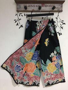 Cullotes batik