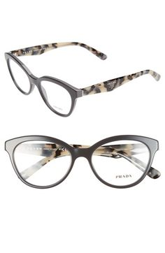 982b7f44b4 Free shipping and returns on Prada 52mm Optical Glasses at Nordstrom.com.  Smart-