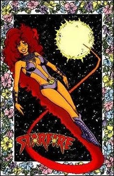 New Teen Titans Pin-Up (George Perez)