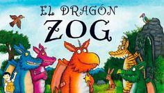 El dragón Zog. Libros infantiles para educar en la igualdad. Libros feministas para niños niñas. Cuentos para trabajar la igualdad de genero en la infancia