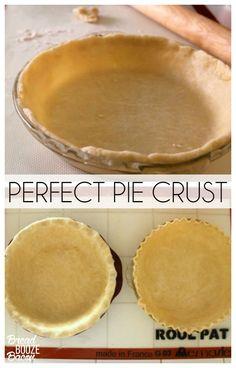 Perfect Pie Crust |