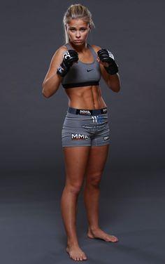 <b>PAIGE VANZANT</b> - UFC Fighter Portraits 2014 - HawtCelebs…