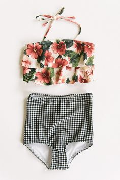 This is a title girls suit but I love it and want one for me. I need to learn how to sew better