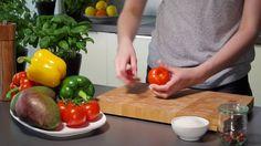 triangle® Tomato Peeler / gezahnter Schäler für Tomaten und Paprika