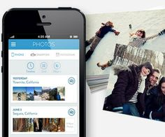 100 photo prints are FREE when you download the new Snapfish app, where you can edit & order custom prints and more.