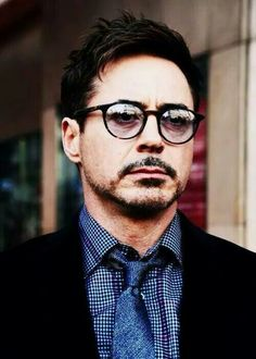 Iron Man aka Robert Downey Jr.