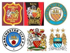 Manchester City badge history