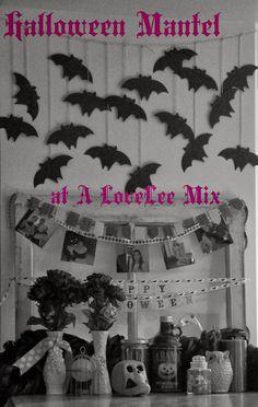A LoveLee Mix: Halloween Decor