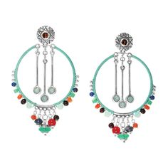 Earrings Franck Herval Hortense