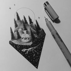 Drawing @kimbeckerdesign