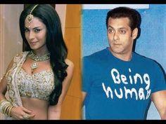 OMG ! Veena Malik wants to KISS Salman Khan.