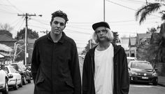 Australian indie/garage/surf rock duo band Hockey Dad stroll into The Echo on Friday August Trendy Mens Haircuts, Cool Haircuts, Beautiful Boys, Pretty Boys, Band Photography, Still Love Her, Music Aesthetic, Band Photos, Music Photo