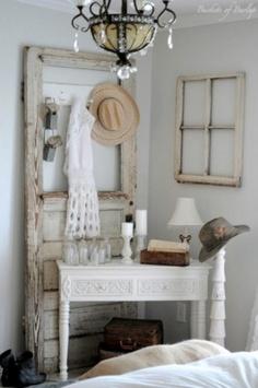 Happiness crafty : DIY Recycled Old Door & Window