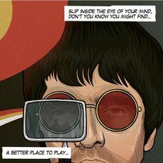 Art by @jaymokidart Gene Gallagher, Lennon Gallagher, Liam Gallagher Oasis, Oasis Live Forever, Britpop, Frank Iero, Rock N Roll, Moonlight, Champagne