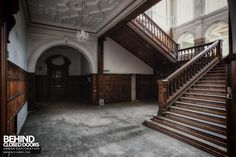 Kinmel Hall - Main Staircase