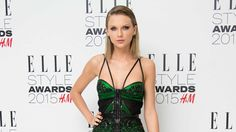 Taylor Swift, Alexa Chung and More Hit the 'Elle' Style Awards Red Carpet. Also starring Diane Kruger, Olivia Wilde and lots of models.