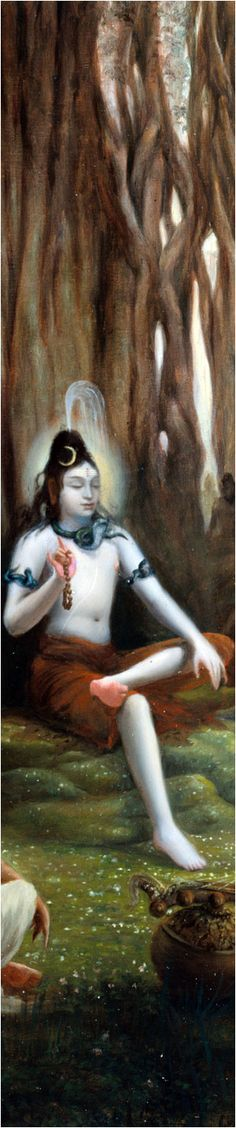 Lord Shiva-http://www.krishnalilas.com/87-the-deliverance-of-lord-siva.htm