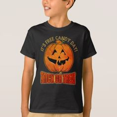 Free Candy Day Happy Halloween Funny Party T-shirt - christmas idea gift idea diy unique special merry xmas family holidays