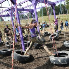 Get ready for obstacle racing at these New York fitness studios: