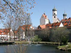 Isny im Allgau Germany