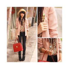 LOOKBOOK.nu: collective fashion consciousness. ❤ liked on Polyvore featuring backgrounds