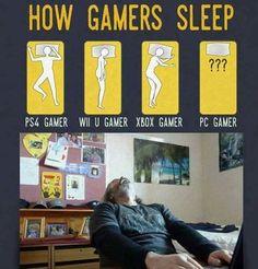 haha / The Gaming Page