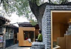 Hutong infill in Beijing, China, by Standard Architecture - Buscar con Google