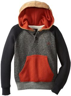 Billabong Boys 2-7 Kids Balance Hood Pull Over