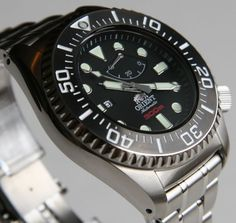 Orient Diver Automatic Saturation Diver CFD0C001B